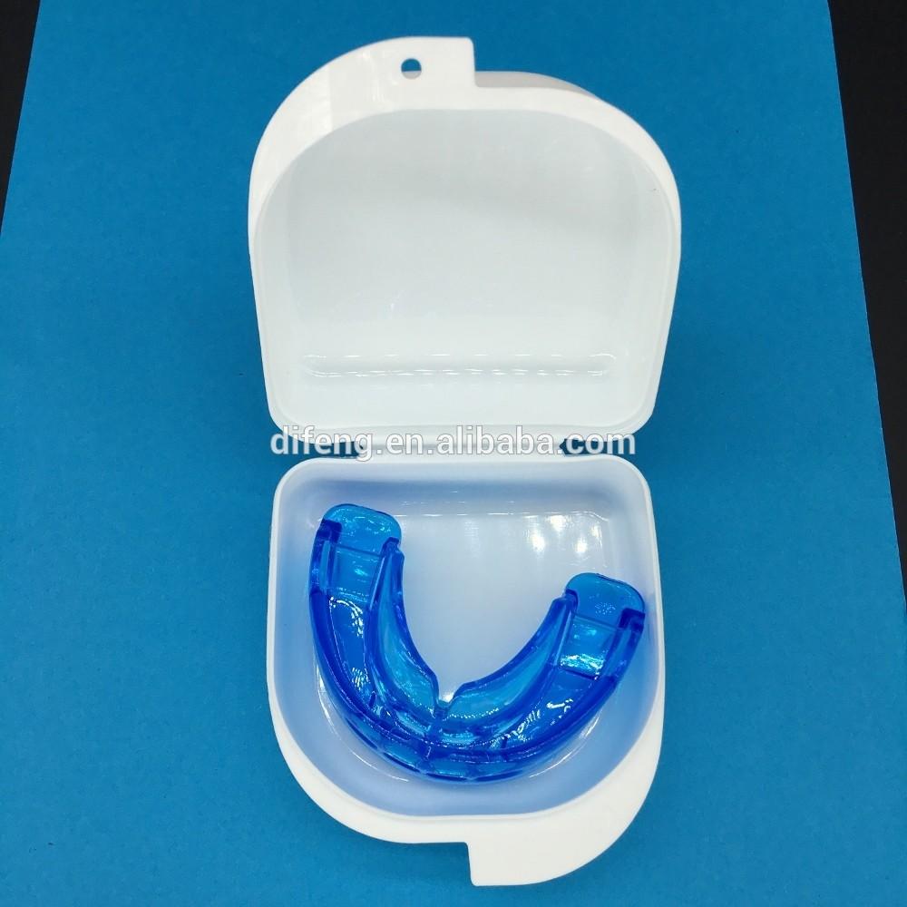 BPA free food grade soft anti-snore mouth tray