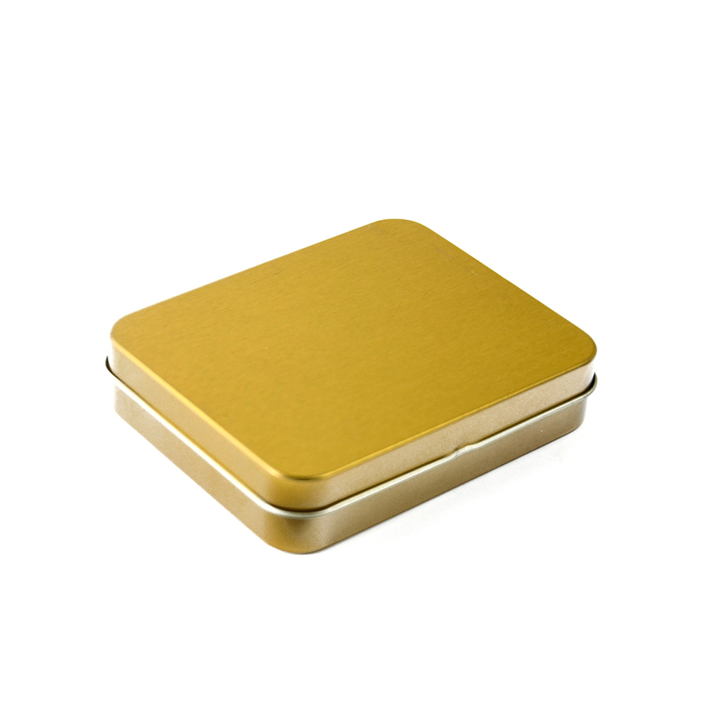 Lovely mini tin cigar humidor box tin box soucenir