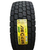 AEOLUS brand winter truck tires 315/70R22.5 ADW80 Snow tires with M+S and 3PMSF Mark