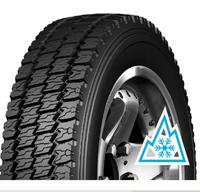 AEOLUS TRUCK TIRES 225/70r19.5 -16pr SNOW TRUCK TIRES ADW82 WINTER TRUCK TIRES With M+S and 3PMSF marks