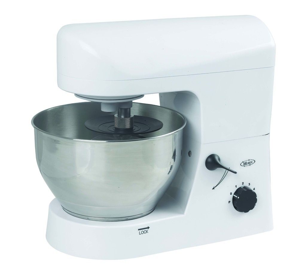 Kitchen stand mixer kneading machine