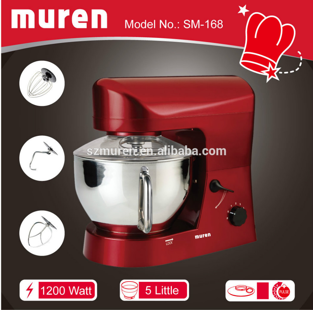 multi-function planetary electric food mixer machine