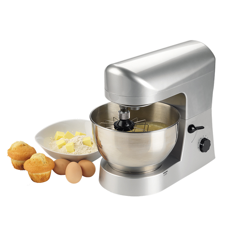 compact stand mixer with full metal gear system