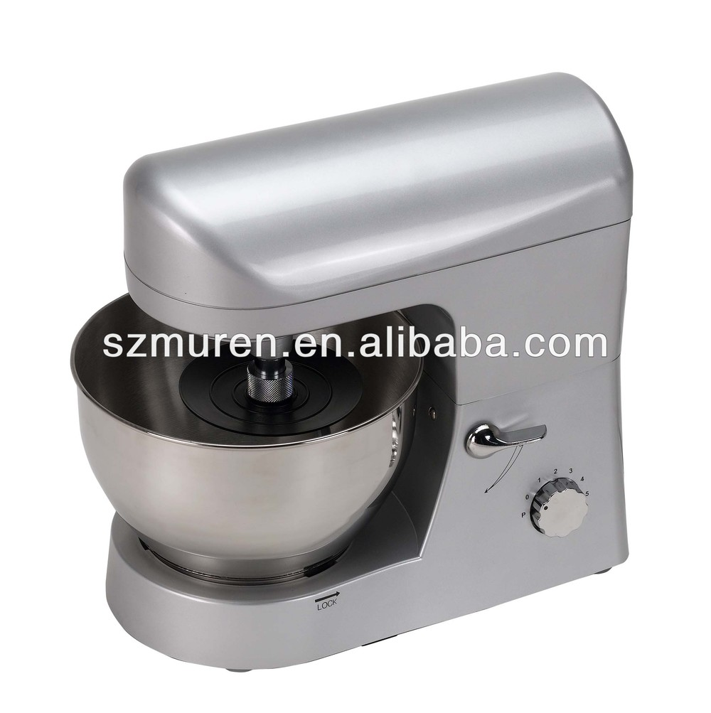 1200W electric home pizza dough kneading machine with ETL certificate