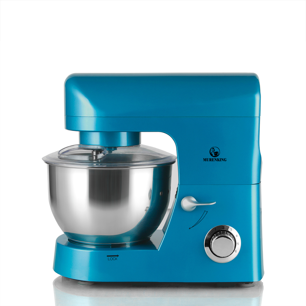 1200W Stand mixer with rotating bowl & GS/CE/LVD/EMC/RoHS/REACH/LFGB/ETL/DGCCRF/Italian Food test certificate