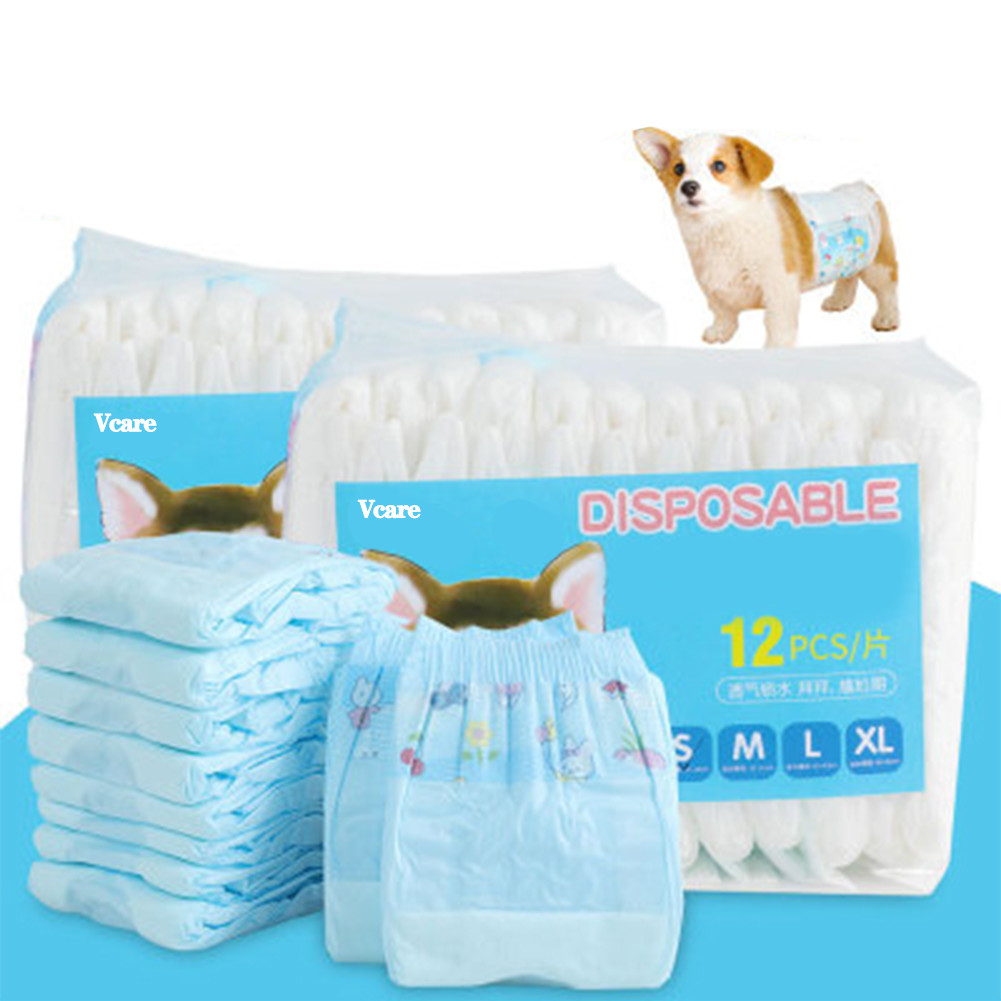 High Quality Pet Diapers Manufacturer