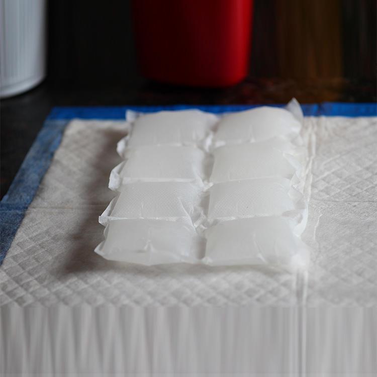 Proper Price SGS Portable Biodegradable Cooler Gel Ice Gel Pack