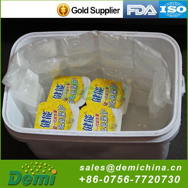 New Design High Quality Gel Packs Food Transport
