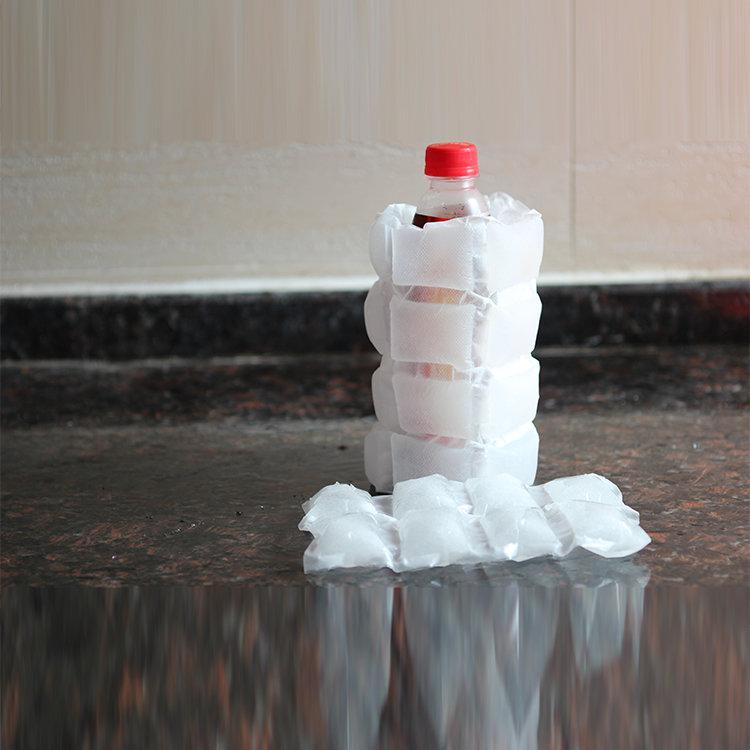 Food Use SAP Material Mini Food Freeze Dry Ice Pack