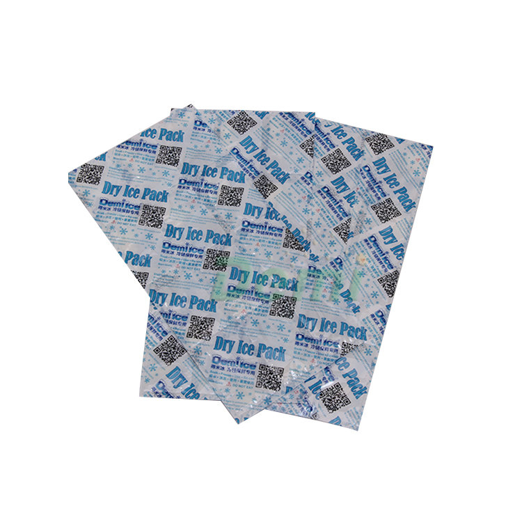 Biodegradable Material Cooling Cold pack Soft Gel Ice Packs For Frozen Food