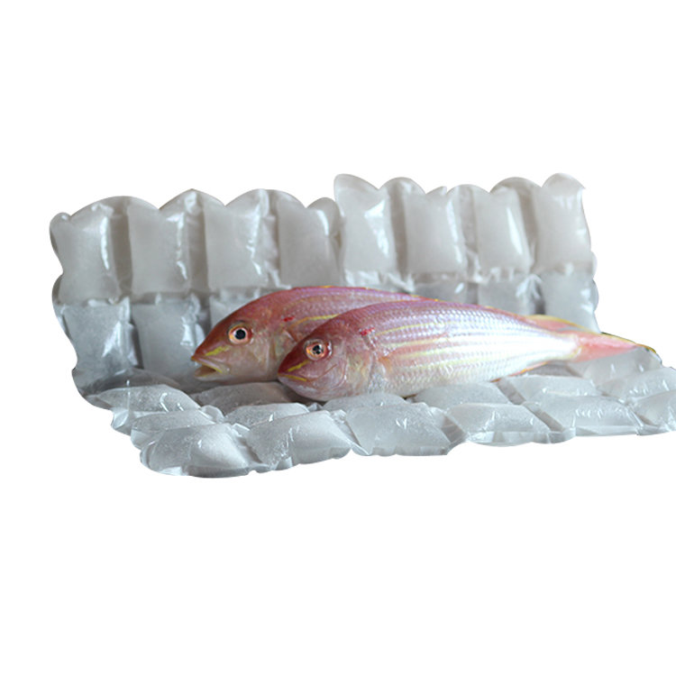 Environmentally Friendly Dry Gel Ice Pack For Cooling Food