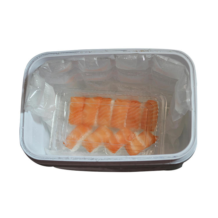 Food grade ice pack fine hydrogel ice pack for food storage to ensure fresh food Custom Gel Ice Pack