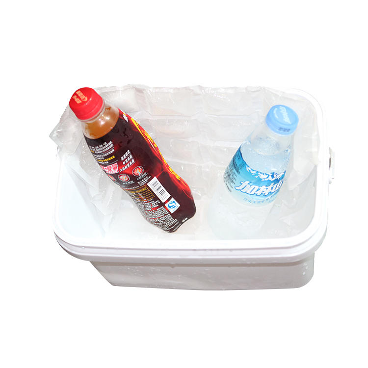 New Type All-around Absorption Instant Gel Ice Pack for Lunch Box