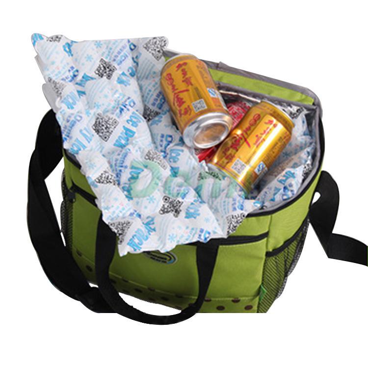 Economical Custom Gel Ice Pack Reusable Gel Packs Instant Ice Pack For Food Beverage