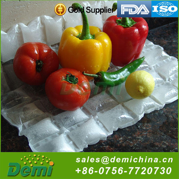 Biodegradable Non-Toxic Food Ues Small Cooler Bag Dry Ice Bags