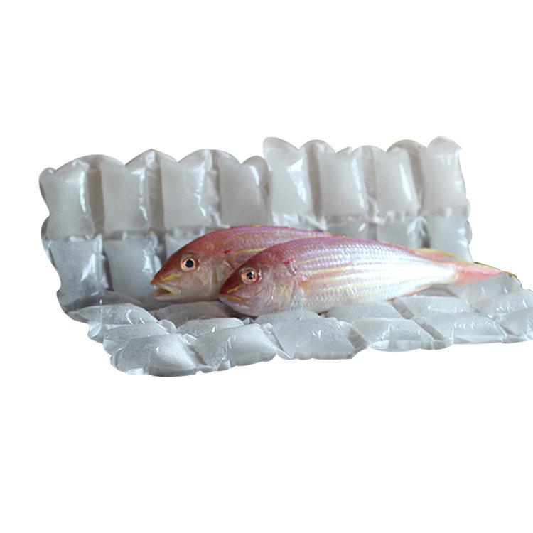 Super Ice Pack For Food Transportation , Cold Preserving Cooler Bag Ice Gel Pack