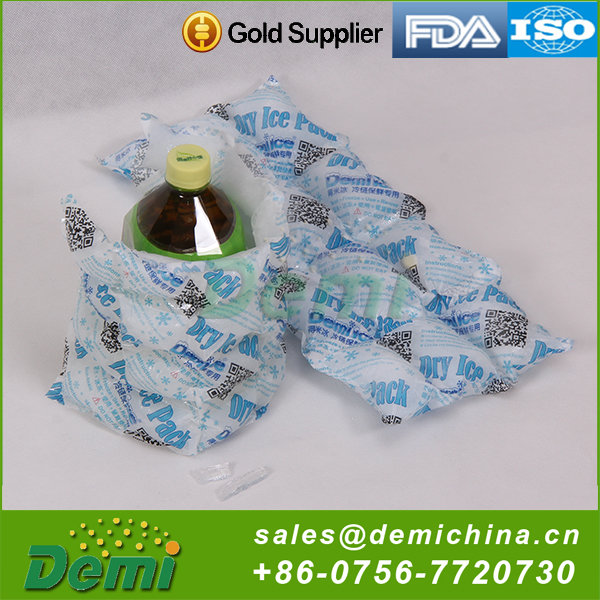 Professional manufacture customized non-caustic lunch ice packs, food ice pack