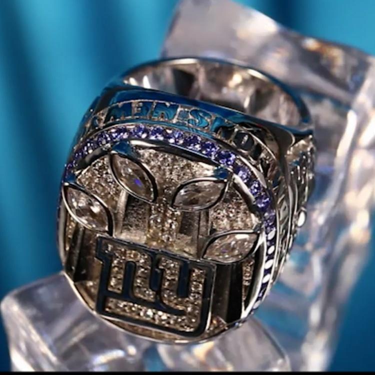 Design Your Own Replica Champions Gey Men Ring