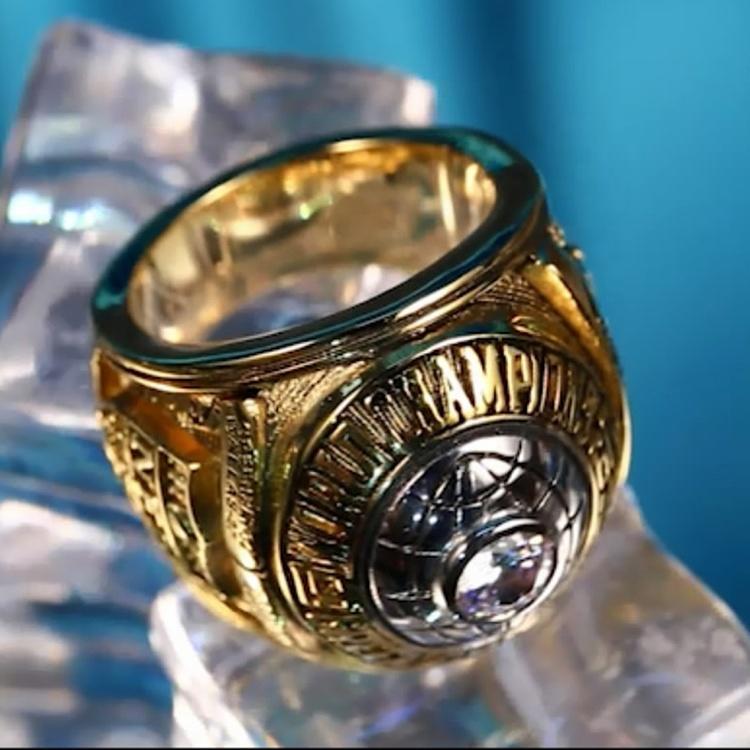 Custom Design Cheap High School Class Rings