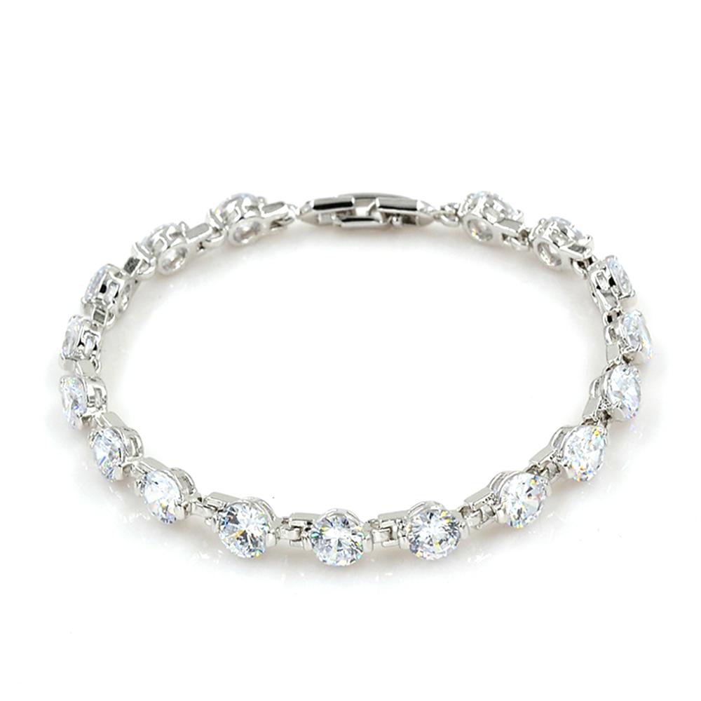 Refined Simple Design 925 Silver Fashion Jewelry