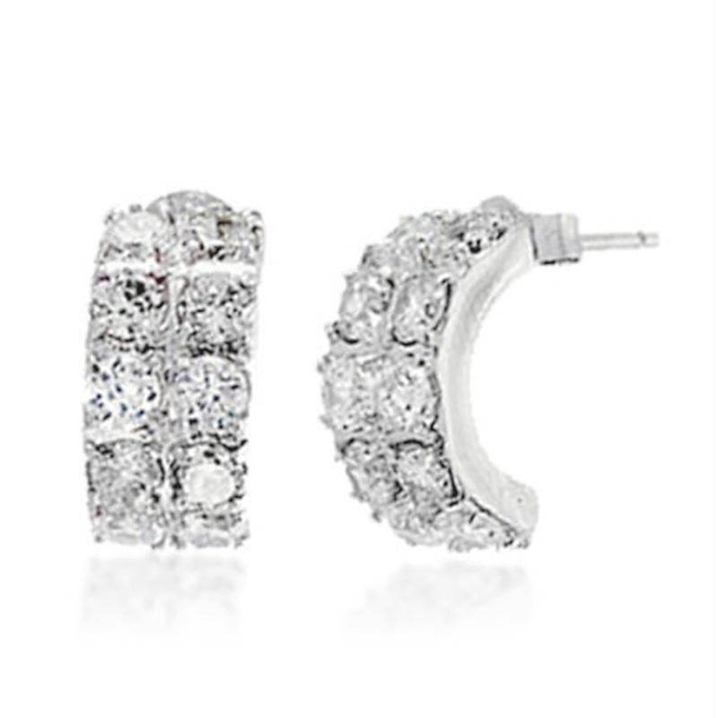 Elegant luxury AAA cz set fashion design jewelry cc earrings