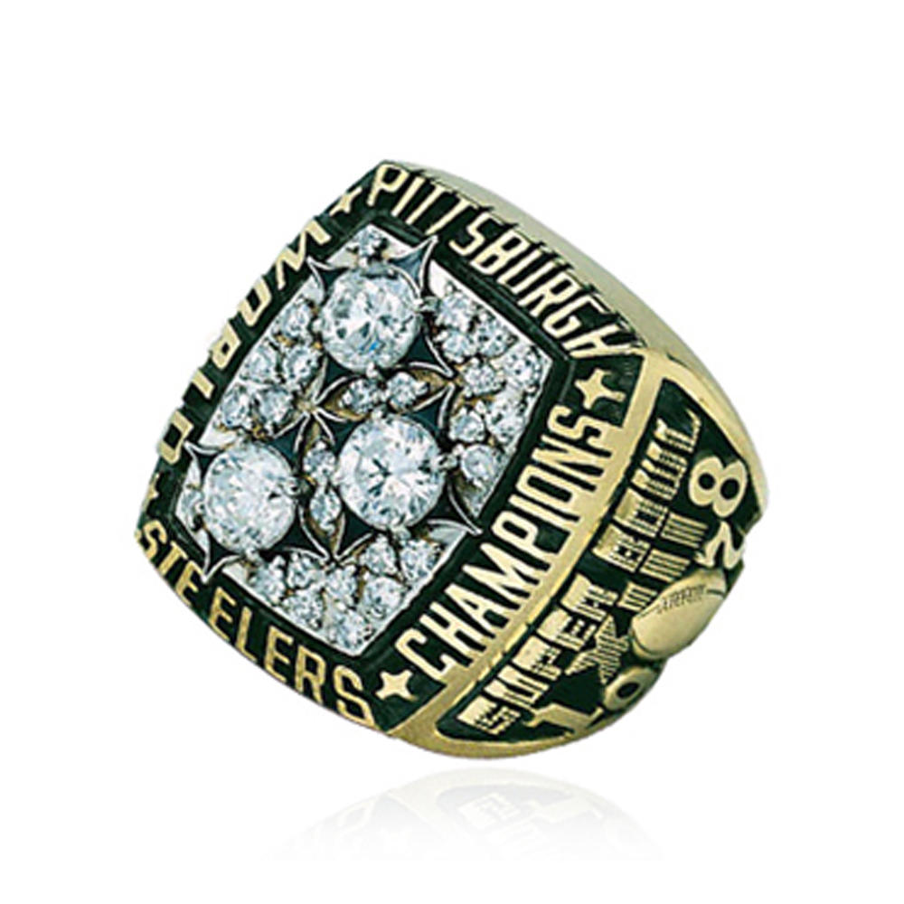 Big Size Shiny Crystal Silver Rings 3D Computer Custom Jewelry