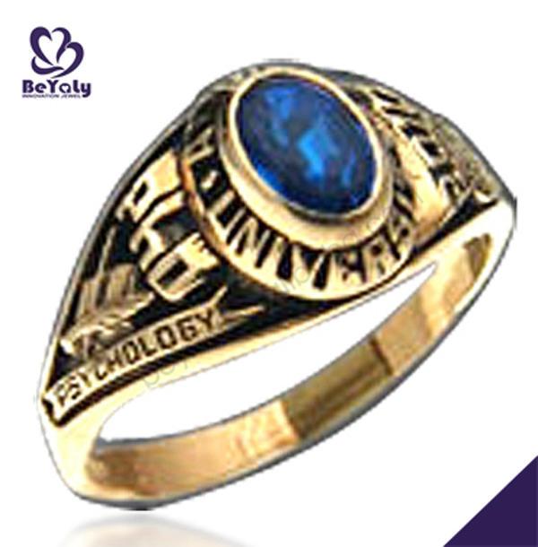 University graduation custom unique cheap class ring