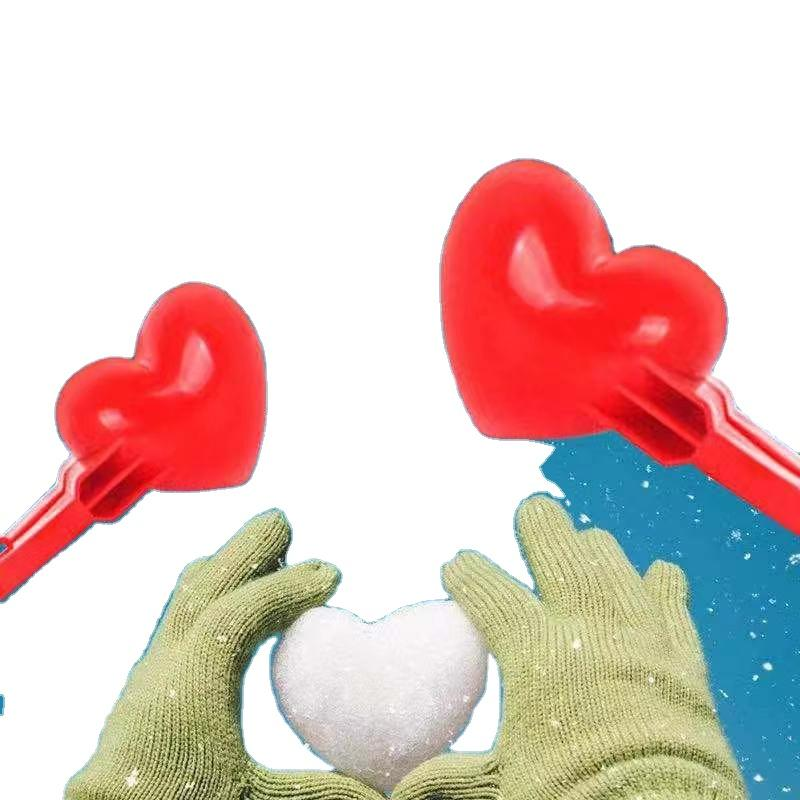 2020 New Design Children's Snowball Clips Play Snow Tools Snow Clip Snowball Spoon Dig Sand To Play Beach Toys Outdoor Sports