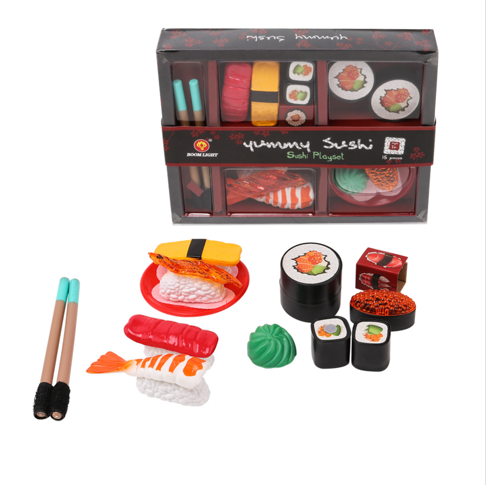 Plastic Other Kitchen Sets Education Cooking Food Tea Pretend Play Toys