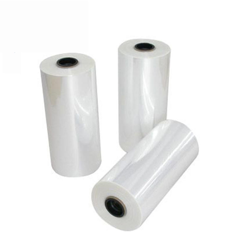 Kolysen Clear and White Transparent PET Mylar Polyester Film Factory
