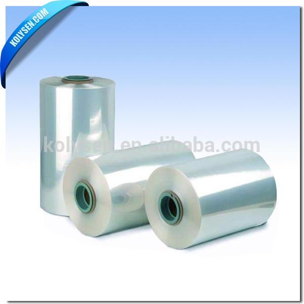 19 micron Polyolefin POF Heat Shrink Wrap Film