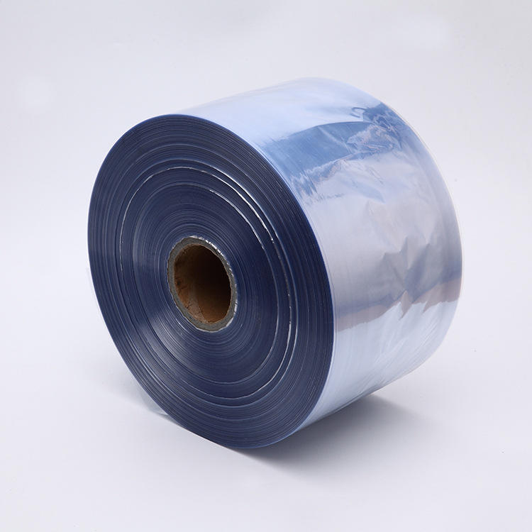 Single layer PVC Heat Shrink Film for Beverage Bottle Labels