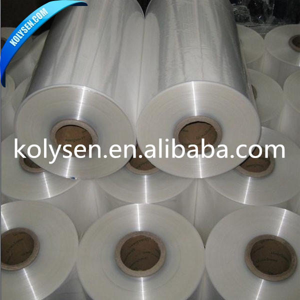 Wholesale Thermoforming packaging clear PET blister film for protective