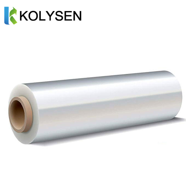 China PE/PET/OPP clear shrink film for factory price