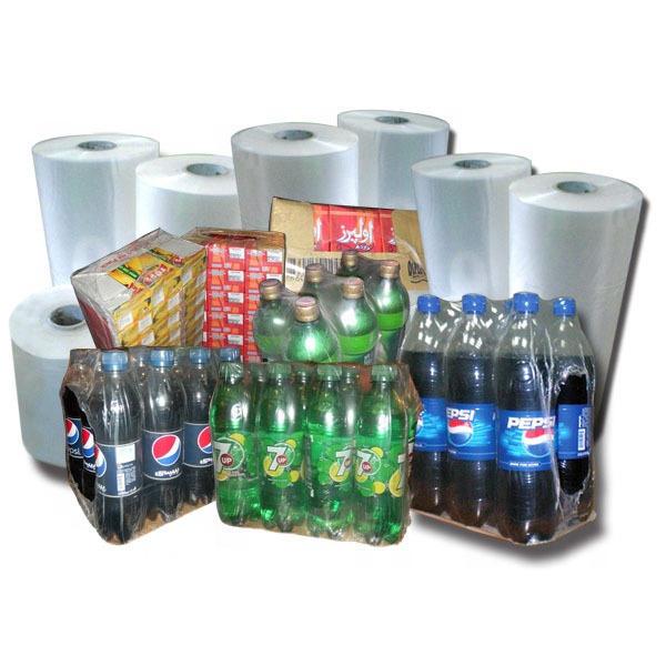 Factory Heat Shrink Film For Water Drink Bottles