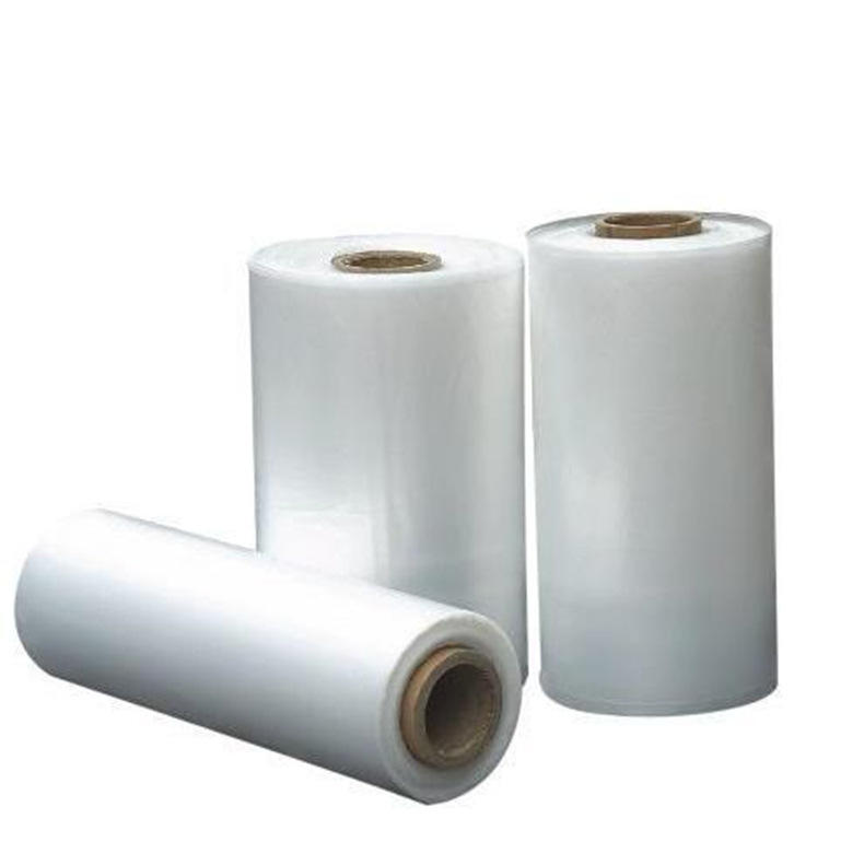 High Quality Transparent Plastic Wrap in Roll PE Shrink Film