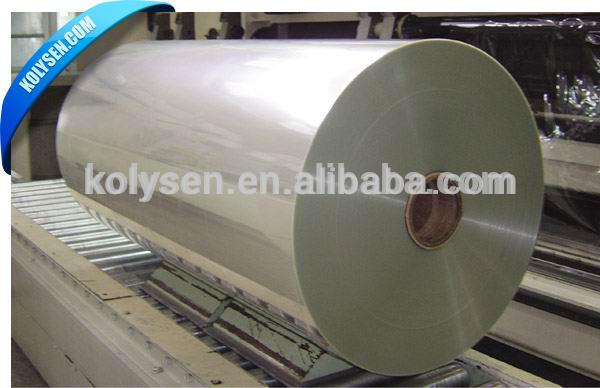 Kolysen PVC PET OPS POF Shrink Film