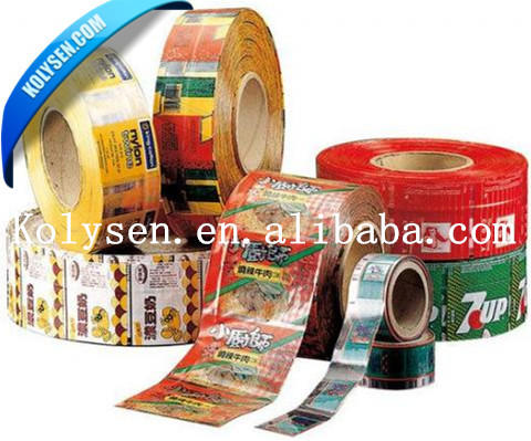 chinese Hot sale BOPET /POLYESTER/PET clear film