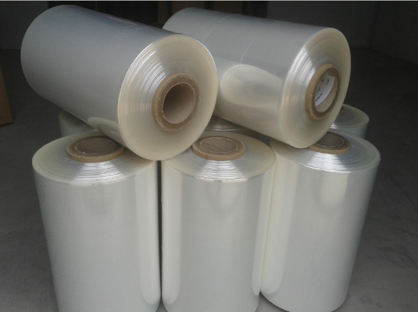 Factory supply transparent PVC heat shrink tube film roll