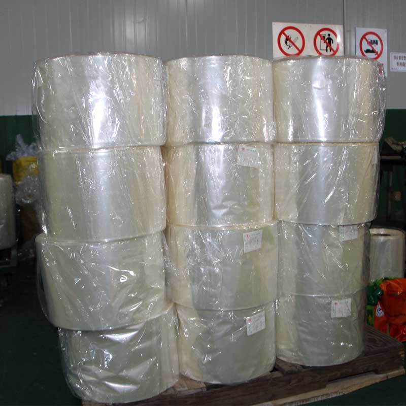 Hot sales cast producing process PVC heat shrink film