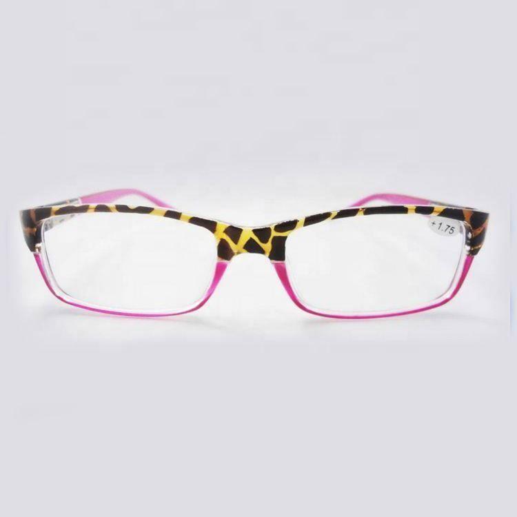 women's co-conspirator rectangular reading glasses