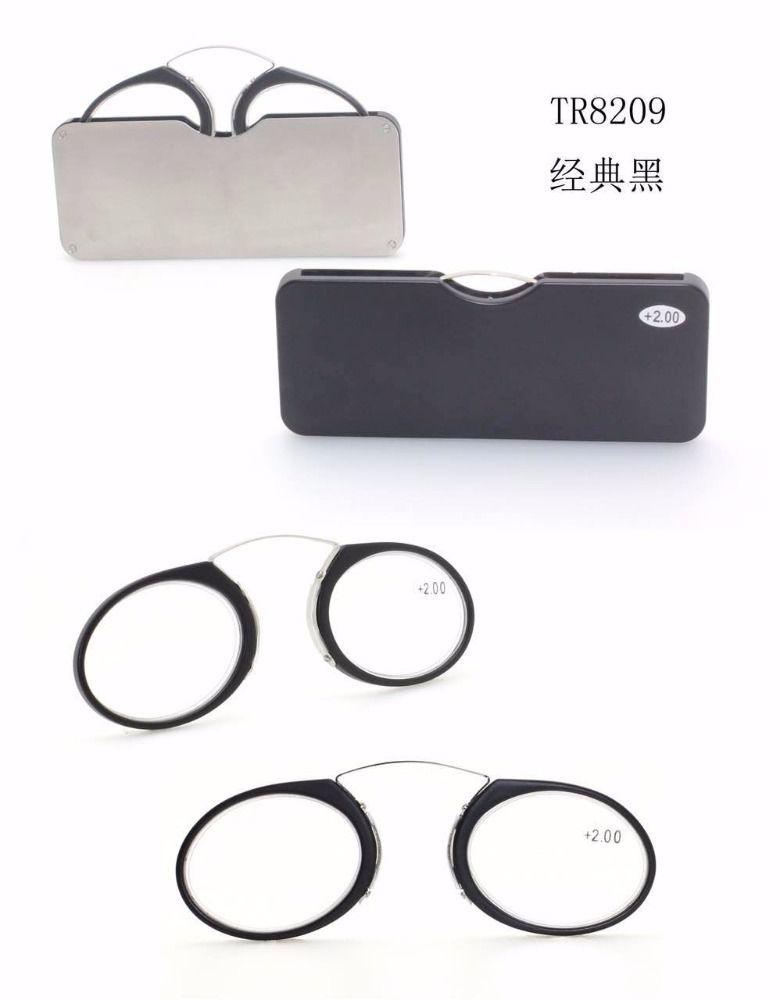 EUGENIA fashional designed mini wallet reading glasses without arm