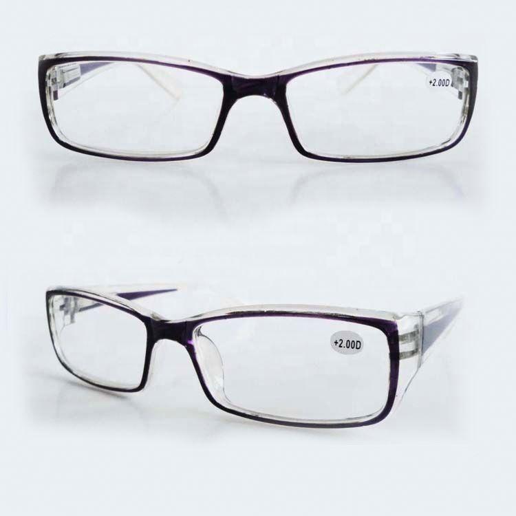 Hot Sell Sun Optics Frame Reading Glasses