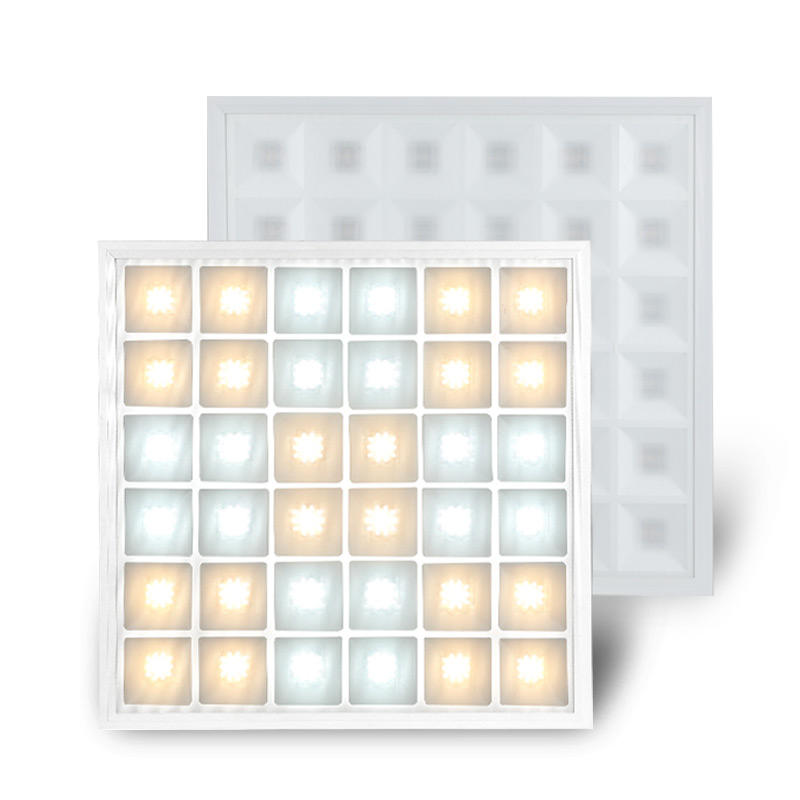 ALLTOP New arrival modern indoor office meeting room lighting smd 48w square ceiling led panel light