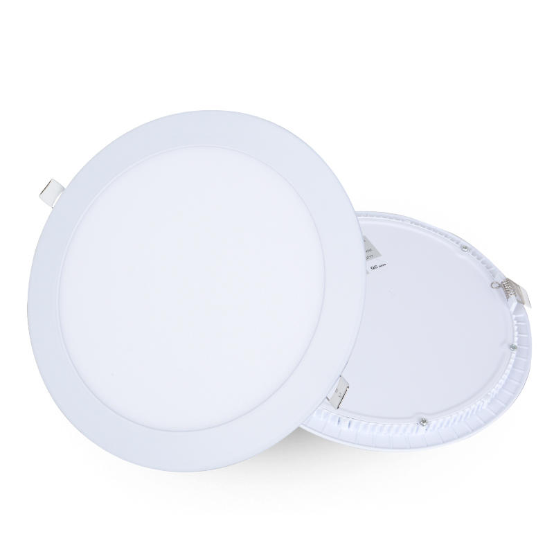 High quality residential surface mounted 18 watt round LED panel light