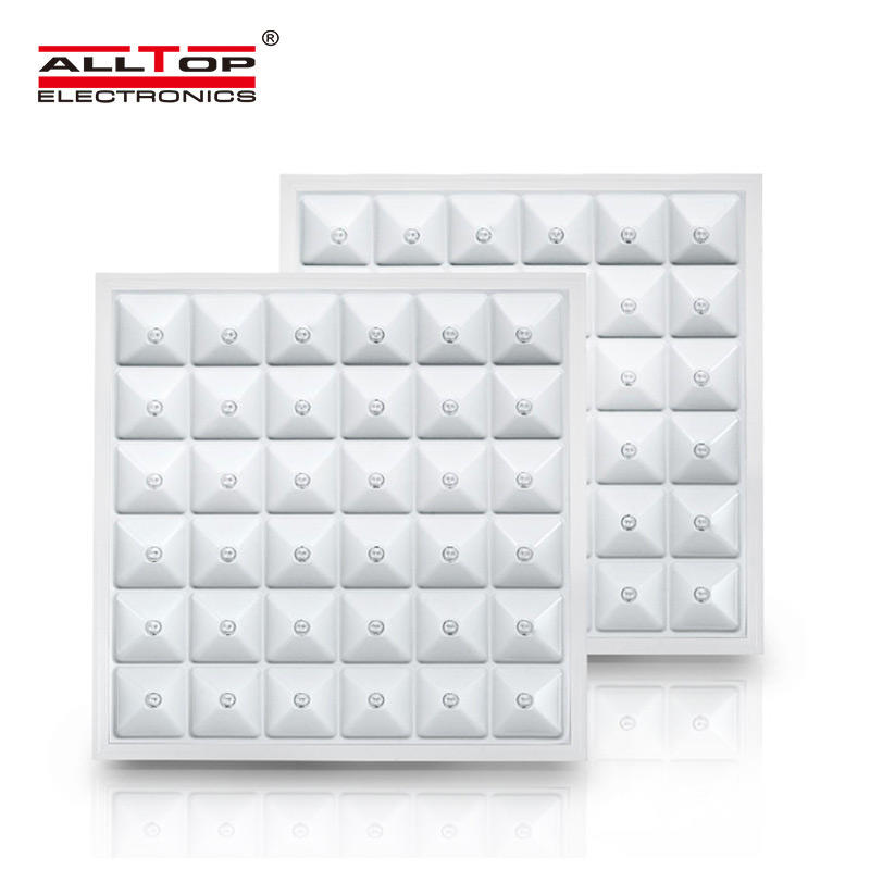ALLTOP High quality PC housing indoor lighting 36w square led panel light