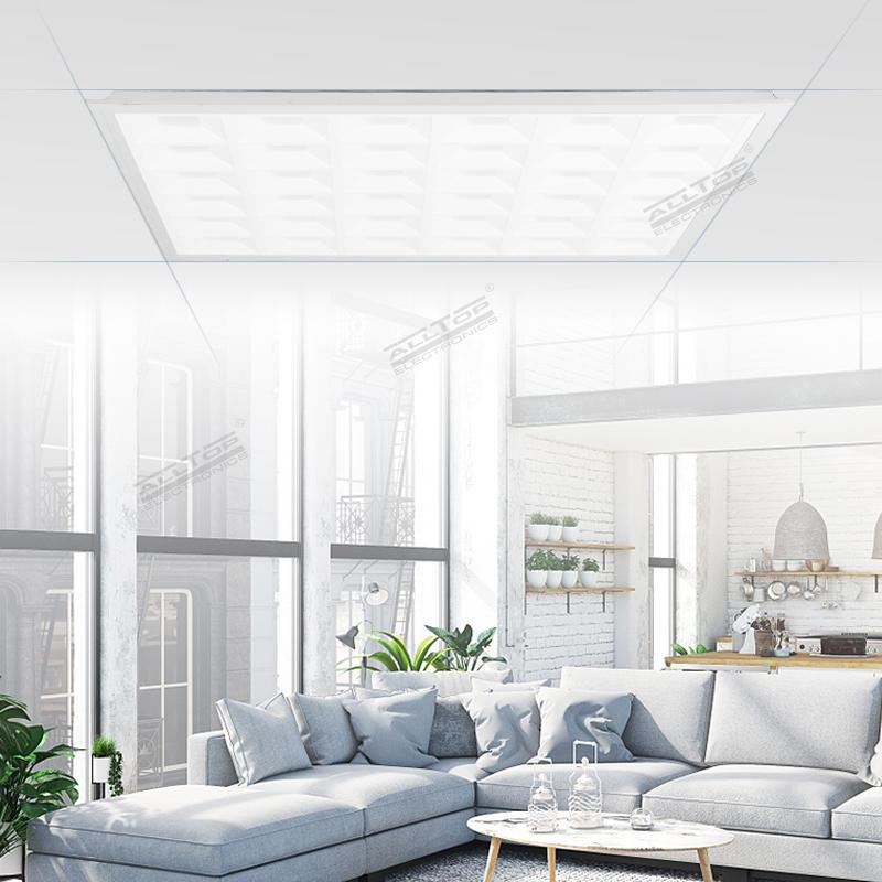 ALLTOP Hot selling indoor lighting recessed led light smd 2835 48w square led panel light