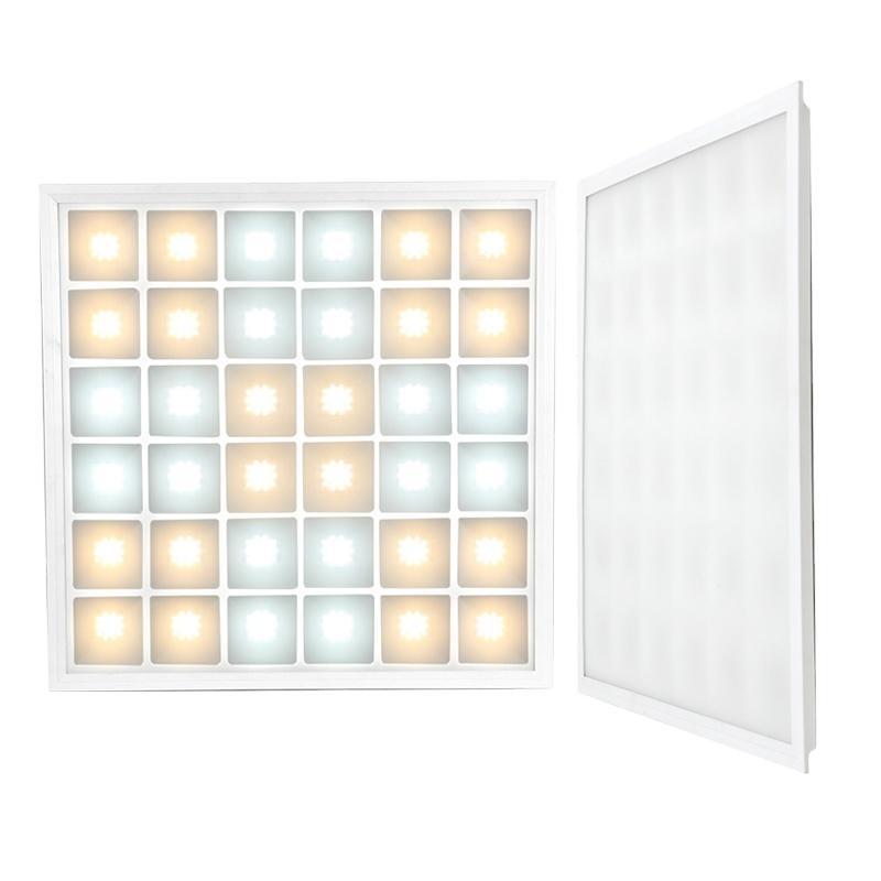 ALLTOP High brightness slim modern indoor lighting smd 48w square ceiling led panel lamp