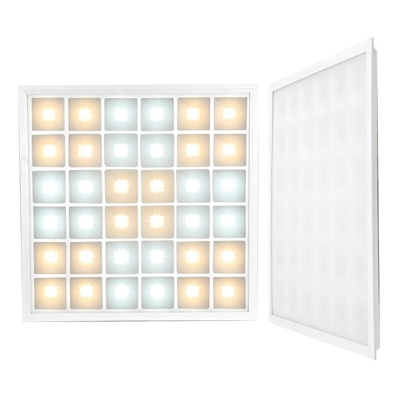 ALLTOP High brightness slim modern indoor lighting smd 48w square ceiling led panel lamp