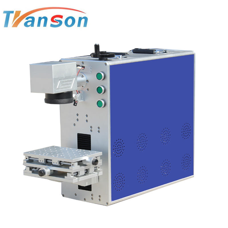 30WRaycus Fiber laser Marking Machine Portable Type